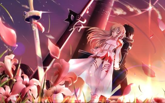 Sword art online picture marathon!!